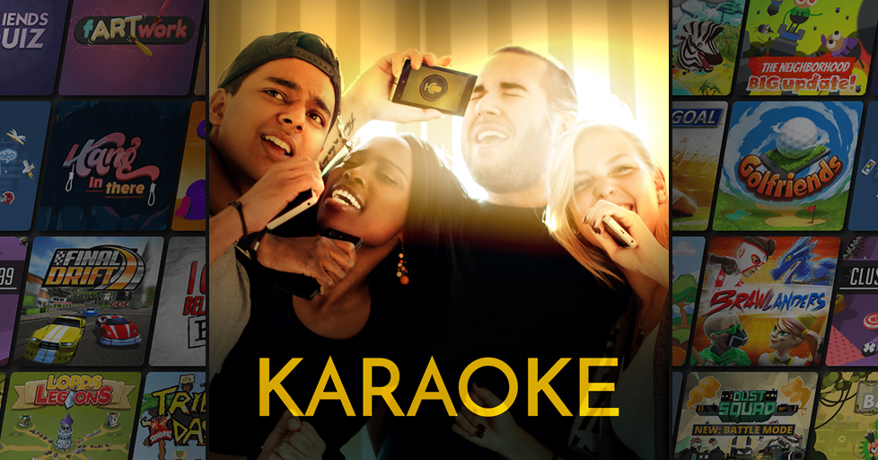 Sing Karaoke Online with your Friends - AirConsole