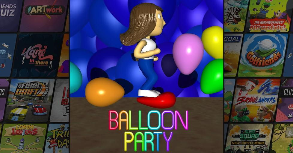 Play Balloon Party on AirConsole