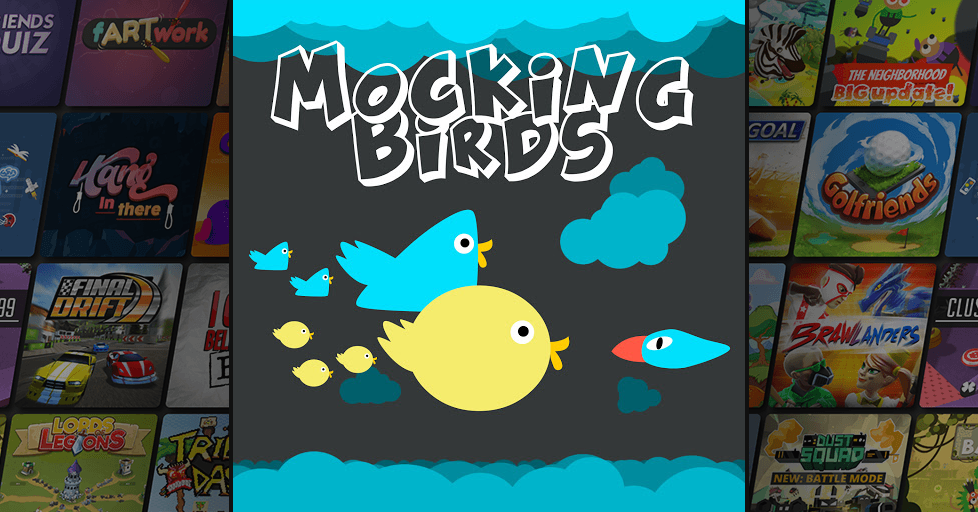 Mocking Birds Multiplayer Party Game - AirConsole