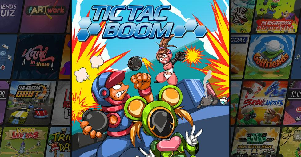 Play Tic Tac Boom on AirConsole