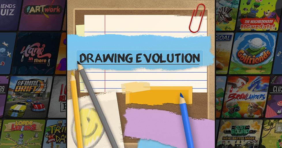 Play Drawing Evolution on AirConsole