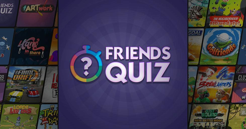 Play FriendsQuiz on AirConsole