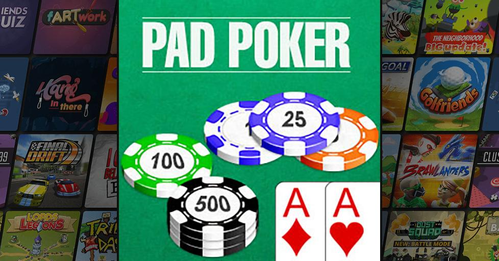 Play Texas Holdem on AirConsole