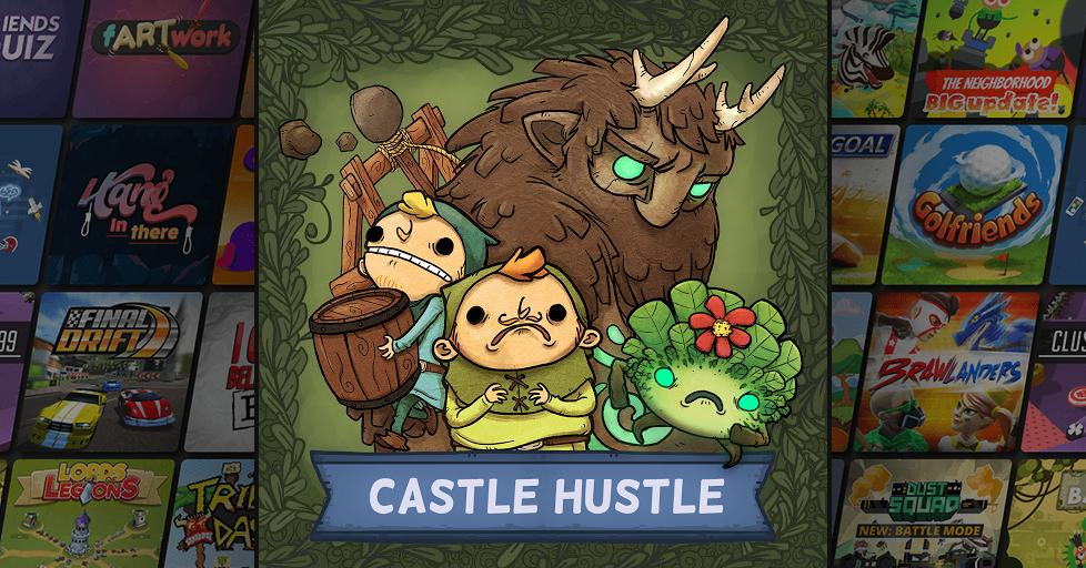 Play Castle Hustle on AirConsole