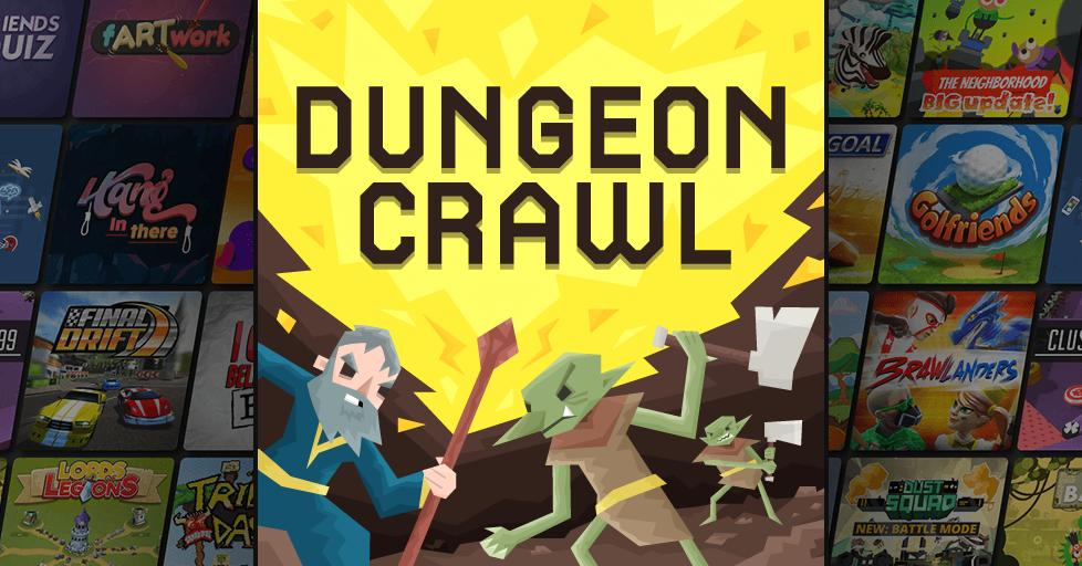 Play Dungeon Crawl on AirConsole
