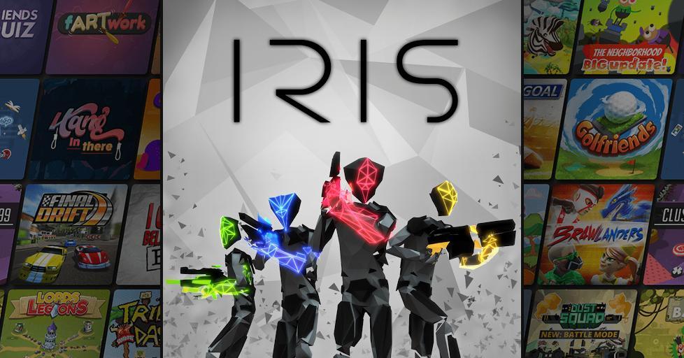 Play IRIS on AirConsole