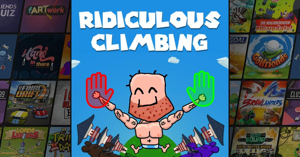 Play Ridiculous Climbing on AirConsole