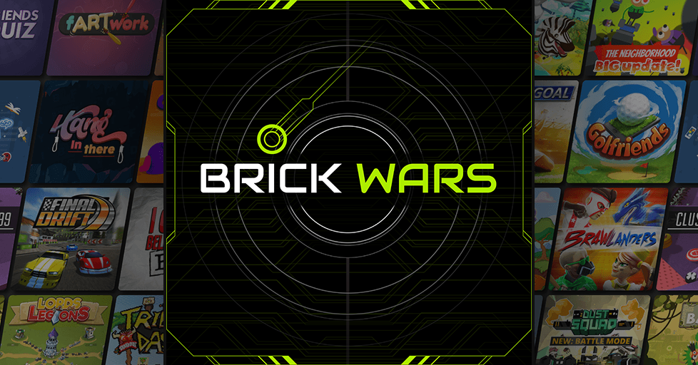 Brick Wars Classic Arcade Multiplayer Game - AirConsole