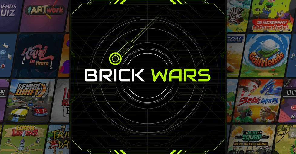 Play Brick Wars on AirConsole